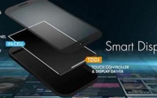 最新触控屏技术让塑料板也能实现触控