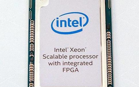 Intel推出首款板载FPGA的CPU