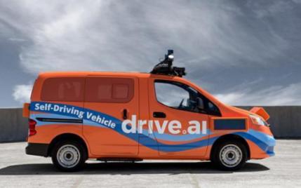 自动驾驶创业公司Drive.ai被苹果收购