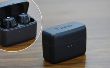 蓝牙5.0和aptX音频技术 漫步者TWS5真无线耳机