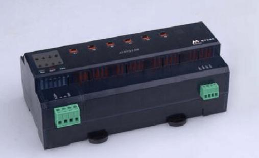 4路16A智能照明模塊接線方式