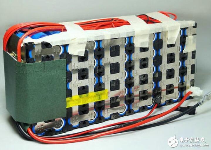 电池内阻怎么测量