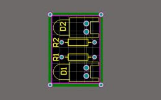 Altium Designer的LED 3D封装集成