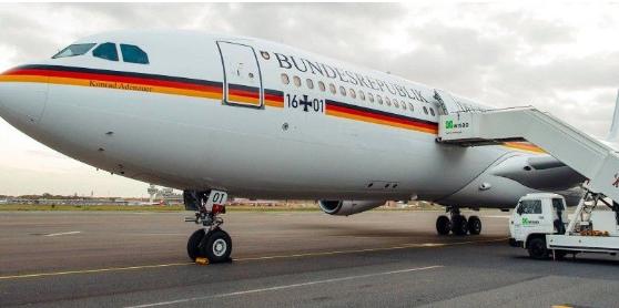 德国将在今年秋季从加拿大飞机制造商庞巴迪中购买3架全新中程客机