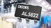 Diodes推出自适应LED电流纹波抑制器,为工业照明提供高纹波抑制等级