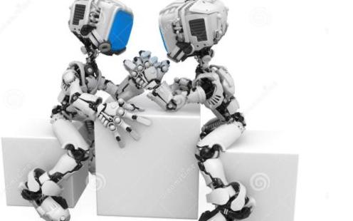在未来机器人将越来越人性化