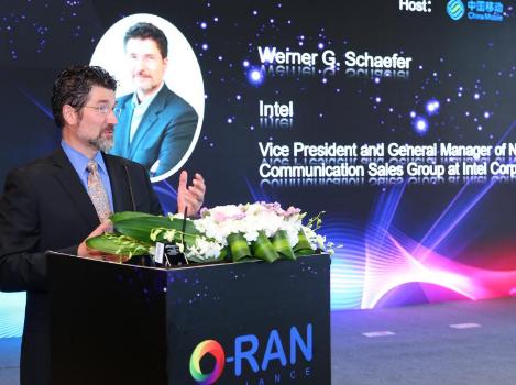 英特尔正在积极支持O-RAN社区的发展全力推动5G网络的发展