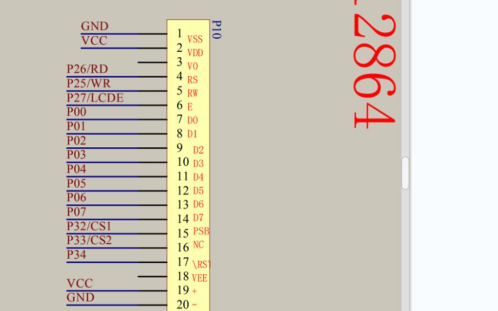 QY-LCD12864HZ1显示屏所有资料和效果图及程序资料合集免费下载