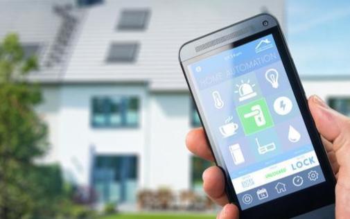 应用在智能家居中的安防智能控制系统