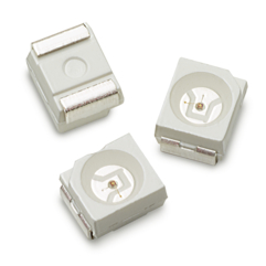 ASMM-CR03-AS402 PLCC-2表面贴装LED
