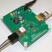 AFBR-0545Z AFBR-0545Z用于AFBR-5972Z光纤收发器的介?#39318;?#25442;器套件