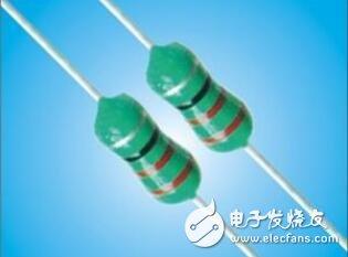 色環電感和色環電阻的區分