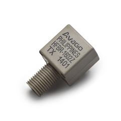 HFBR-1602Z 用于SERCOS应用的2 MBd光发送器,2x4,符合RoHS标准