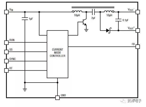 关于微型模块在稳压器方面的作用