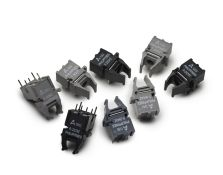 AFBR-1639Z DC至50兆波特多功能链路光纤发射器,垂直封装,适用于1 mm POF