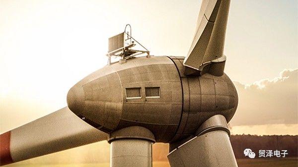 分享微型传感器在风力发电机中的应用