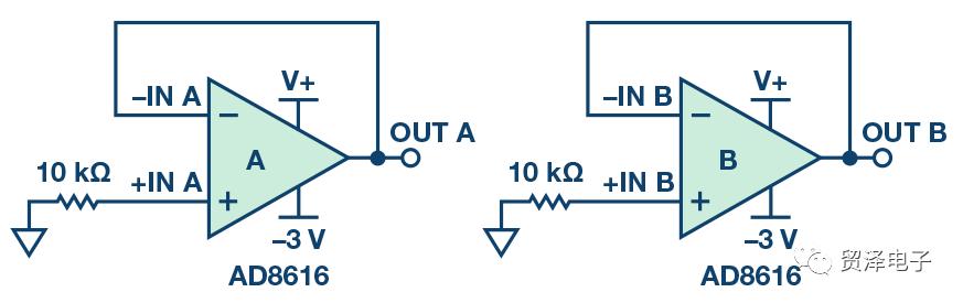 分享关于运算放大器电源上电时序导致的风险避免以及相关研究