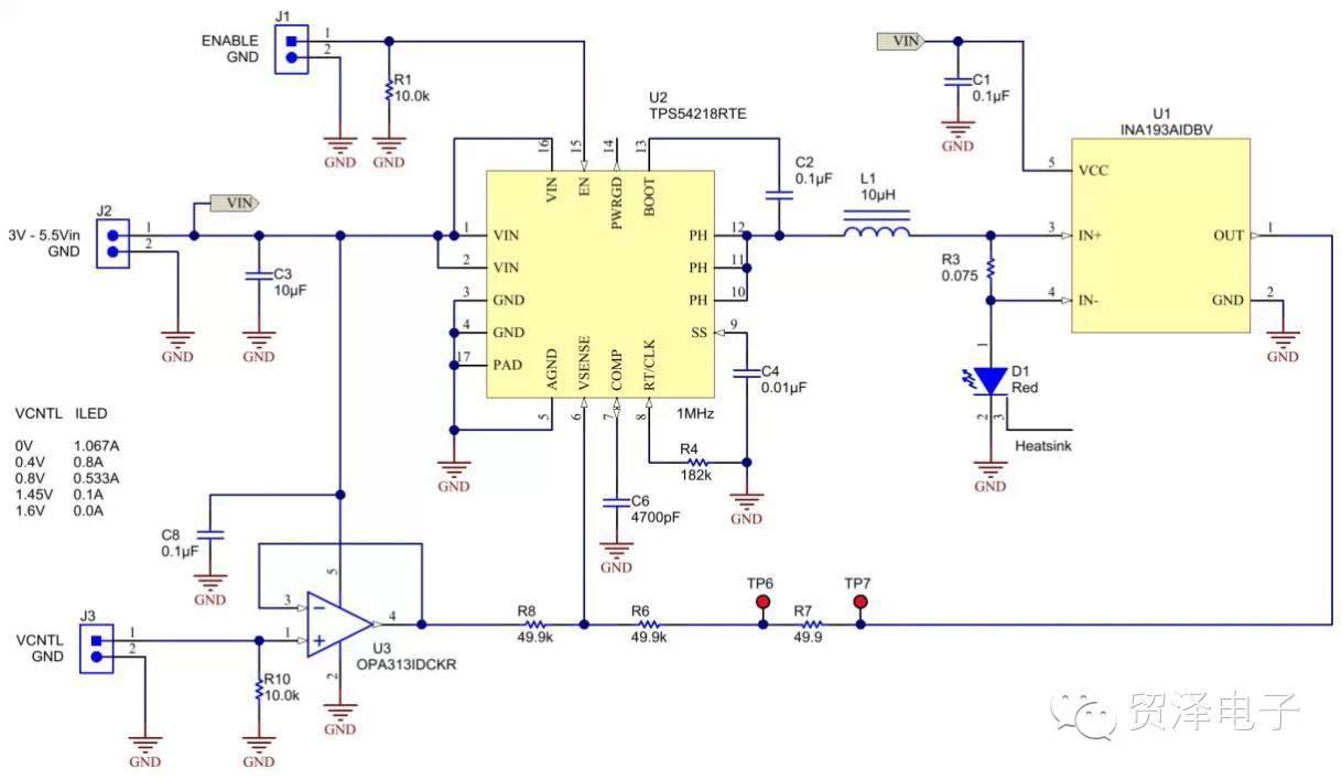 关于在LED照明峰值电流模式控制器中补偿控制回路...