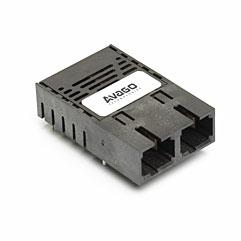 AFBR-5803ATZ 125 MBd MMF收发器,用于快速以太网(100Base-FX)/ ATM / FDDI,1x9,外部温度(-10C至85C),RoHS