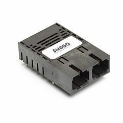 AFBR-5803TZ 125 MBd MMF收发器,用于快速以太网(100Base-FX)/ ATM / FDDI,1x9,符合RoHS标准