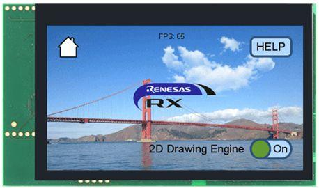 瑞萨电子推出了新型RX65N/RX651微控制器 ,确保实现成本优化型设计