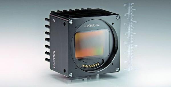 XIMEA CB200 5K数字摄像机概述