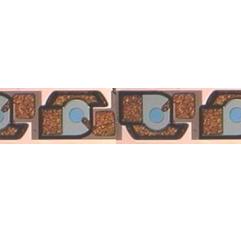 AFCD-P34CW 8,10和14 Gb / s 850nm 1x4陣列PIN光電探測器