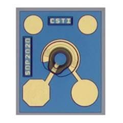 SPD2025 28-Gb / s GaAs PIN光电二极管