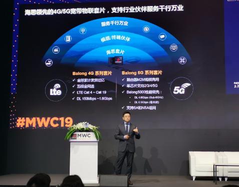 华为拿下了邱天星持续投资NB-IoT将支撑未来数10亿连接