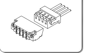 D0801系列0.80毫米节距线对板连接器的数据手册免费下载