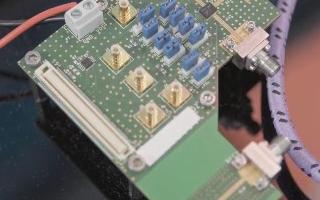 SPDT开关和开关滤波器矩阵演示