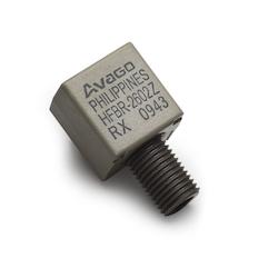 HFBR-2602Z 用于SERCOS应用的2 MBd光接收器,2x4,符合RoHS标准