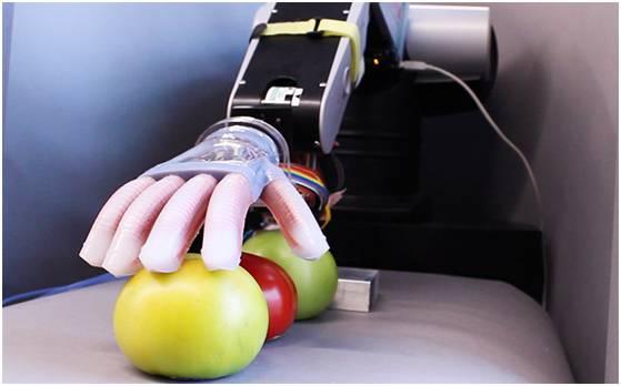 關于柔軟機械手的相關研究分析