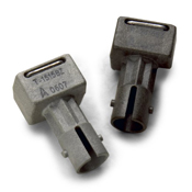 HFBR-2515BZ 适用于PROFIBUS应用的10 MBd光接收器,1x4,符合RoHS标准