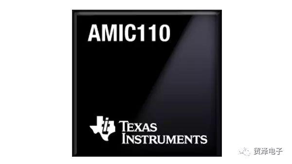 关于AMIC110 SoC的介绍,让你了解工业通...