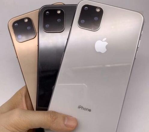 2019新款iPhone上手体验采用了四摄浴霸设计外观十分惊艳