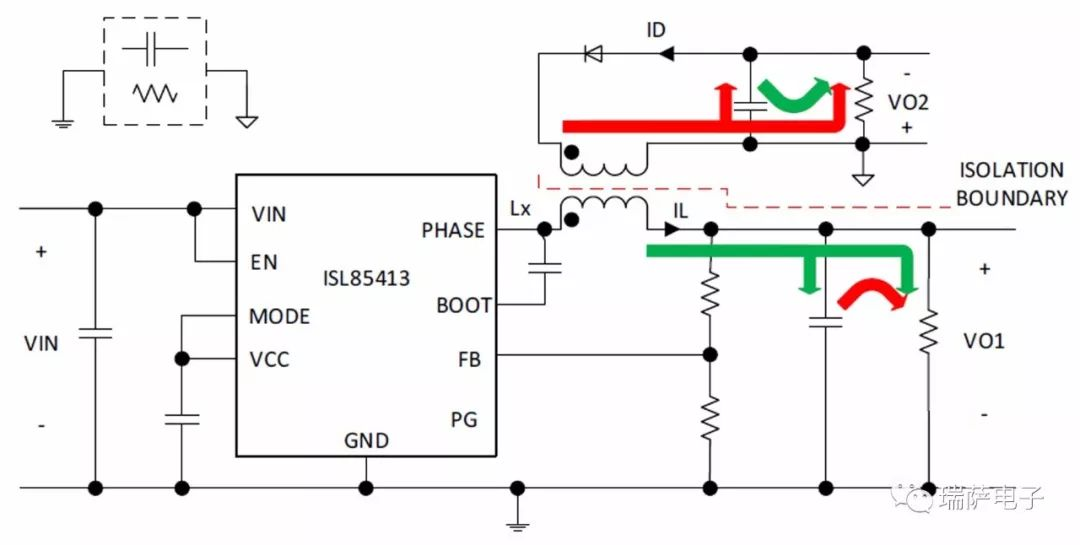 瑞萨电子教你配置降压转换器实现多输出