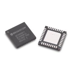 BCM89811 BroadR-Reach®单端口汽车以太网RGMII收发器