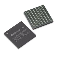 BCM89559 采用集成BroadR-Reach®100BASE-T1 PHY的安全汽车以太网交换机