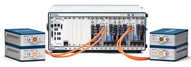 美国国家仪器有限公司发布新的毫米波信号收发器系统