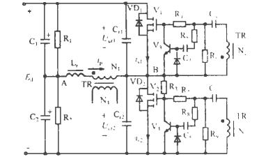 自激式半桥零电压开关PWM变换器的详细资料说明