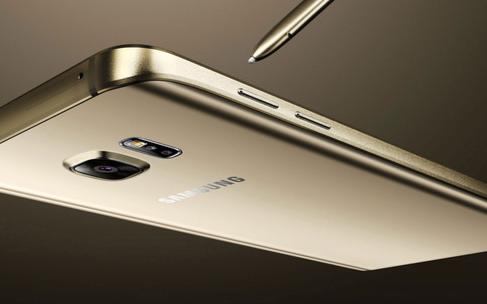 三星新款手機將采用全新屏幕觸控技術