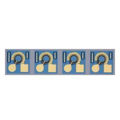 SPD2014-4X GaAs 1×4陣列PIN光電二極管