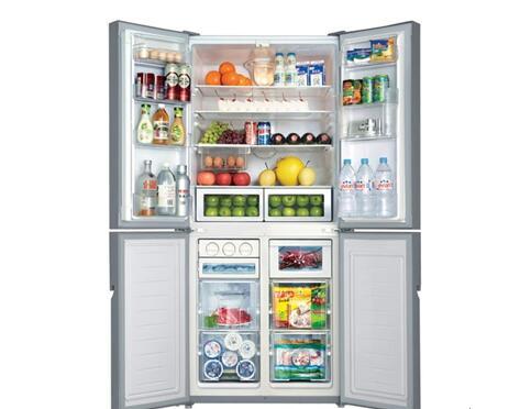 冰箱中的温度检测及湿度屉检测