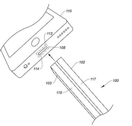 苹果申请了一项新专利将让iPhone彻底淘汰Lightning接口