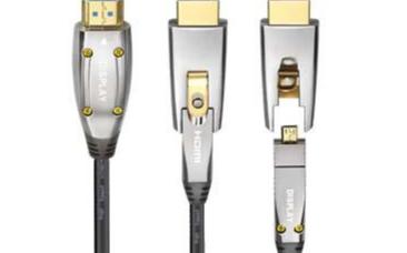 光纤HDMI连接器的质量对画质影响有多大