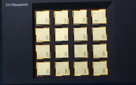 IBM拥有100万个神经元的新芯片可模拟人脑运行