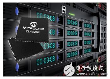 Microchip面向下一代數據中心應用推出四款全新20路微分時鐘緩沖器