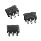 MGA-82563 3V驱动器放大器,17dBm P1dB,低噪声,0.1-6GHz,SOT363(SC-70)