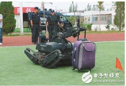 喷涂项目中使用防爆机器人的原因分析